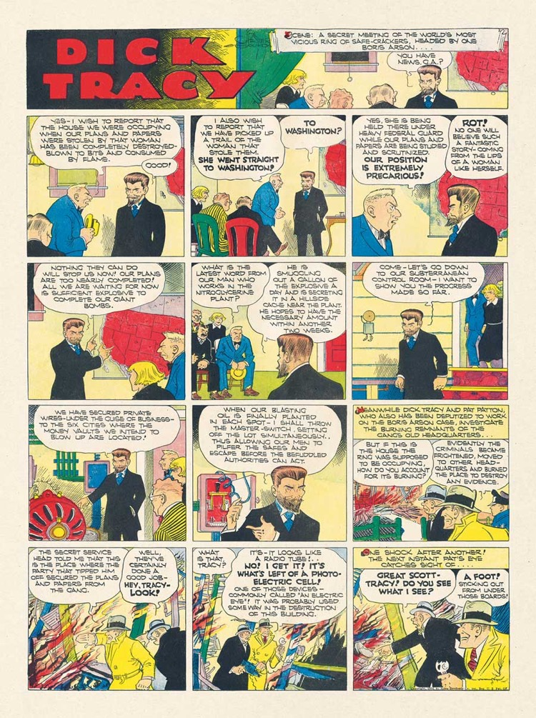 The greatest fantasy comic strips from the earliest days of comics.  Feininger, McCay, McManus and more. 150 Sundays 1900-1915