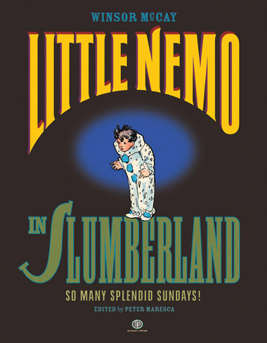 Little Nemo - BIG BOOK